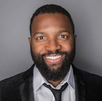 Book Baratunde Thurston for your next corporate event, function, or private party.