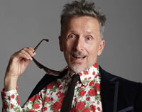 Book Simon Doonan for your next corporate event, function, or private party.