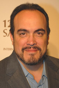 Book David Zayas for your next corporate event, function, or private party.