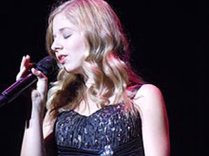 Book Jackie Evancho for your next corporate event, function, or private party.
