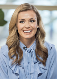 Book Katherine Jenkins for your next corporate event, function, or private party.
