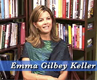 Book Emma Gilbey Keller for your next corporate event, function, or private party.