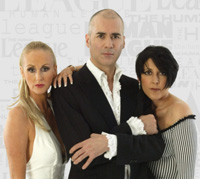 Book The Human League for your next corporate event, function, or private party.