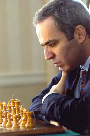Book Garry Kasparov for your next corporate event, function, or private party.