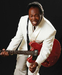 Book Will Glover As Chuck Berry for your next corporate event, function, or private party.