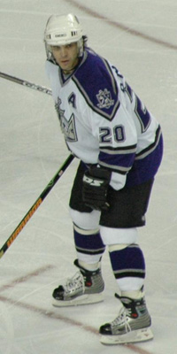 Book Luc Robitaille for your next corporate event, function, or private party.
