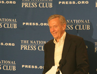 Book Bruce Babbitt for your next corporate event, function, or private party.