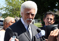 Book Ronald Dellums for your next corporate event, function, or private party.