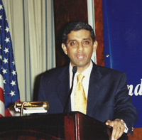 Book Dinesh D'Souza for your next corporate event, function, or private party.