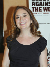 Book Liz Garbus for your next corporate event, function, or private party.