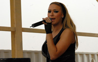 Book Kaya Jones for your next corporate event, function, or private party.