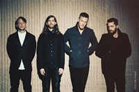 Book Imagine Dragons for your next corporate event, function, or private party.