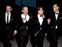 Book The Midtown Men for your next corporate event, function, or private party.