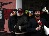Book Daniel Kahn & The Painted Bird for your next corporate event, function, or private party.