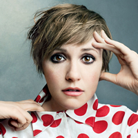 Book Lena Dunham for your next corporate event, function, or private party.