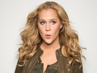 Book Amy Schumer for your next corporate event, function, or private party.