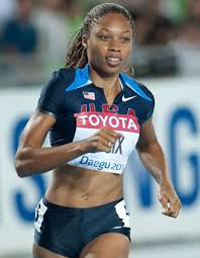 Book Allyson Felix for your next corporate event, function, or private party.