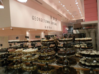 Book Georgetown Cupcakes for your next corporate event, function, or private party.