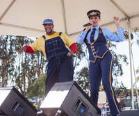 Book Choo-Choo Soul With Genevieve! for your next corporate event, function, or private party.