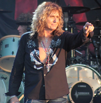 Book David Coverdale for your next corporate event, function, or private party.