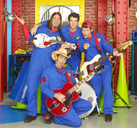 Book Imagination Movers for your next corporate event, function, or private party.
