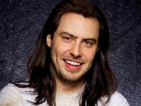 Book Andrew WK for your next corporate event, function, or private party.
