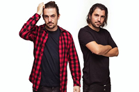 Book Dimitri Vegas & Like Mike for your next corporate event, function, or private party.