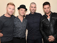 Book Boyzone for your next corporate event, function, or private party.