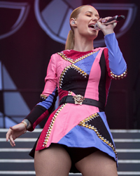 Book Iggy Azalea for your next corporate event, function, or private party.