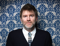 Book James Murphy for your next corporate event, function, or private party.