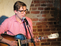 Book Justin Townes Earle for your next corporate event, function, or private party.