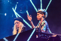 Book Nervo for your next corporate event, function, or private party.
