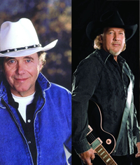 Book John Anderson & Bobby Bare for your next corporate event, function, or private party.