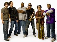 Book Trombone Shorty for your next corporate event, function, or private party.