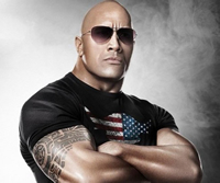 Hire The Rock - Dwayne Johnson as