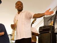 Book Leroy Jones - Spirit of New Orleans for your next corporate event, function, or private party.