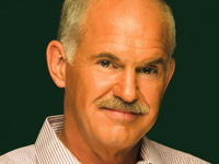 Book George Papandreou for your next corporate event, function, or private party.