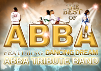 Book Dancing Dream - Abba Tribute Band for your next corporate event, function, or private party.