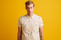 Book Andrew McMahon for your next corporate event, function, or private party.