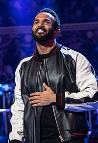 Book Craig David for your next corporate event, function, or private party.