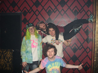 Book Anamanaguchi for your next corporate event, function, or private party.