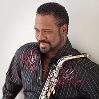 Book Everette Harp for your next corporate event, function, or private party.