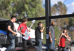 Book Flobots for your next corporate event, function, or private party.