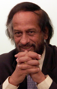 Book Rajendra Kumar Pachauri for your next corporate event, function, or private party.