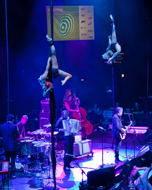 Book Devotchka for your next corporate event, function, or private party.