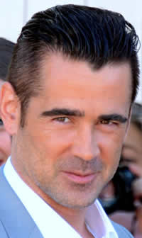 Book Colin Farrell for your next corporate event, function, or private party.