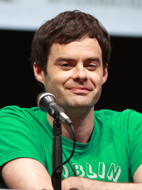 Book Bill Hader for your next corporate event, function, or private party.