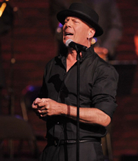 Book Bruce Willis Blues Band for your next corporate event, function, or private party.