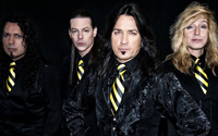 Book Stryper for your next corporate event, function, or private party.