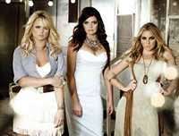 Book Angaleena Presley And The Pistol Annies for your next corporate event, function, or private party.